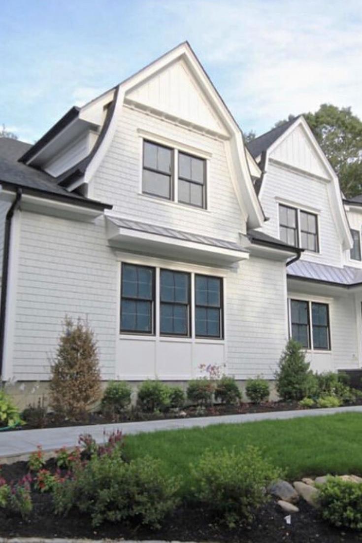 Hardieshingle Siding In 2020 Shingle Siding House Paint Exterior Shingle Exterior