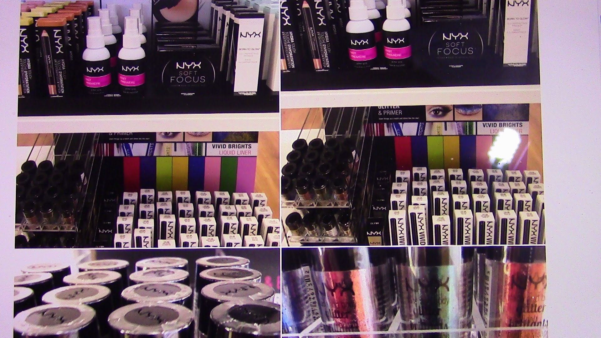 NEW NYX COSMETICES AT ULTA YOU WILL LOVE Nyx cosmetics