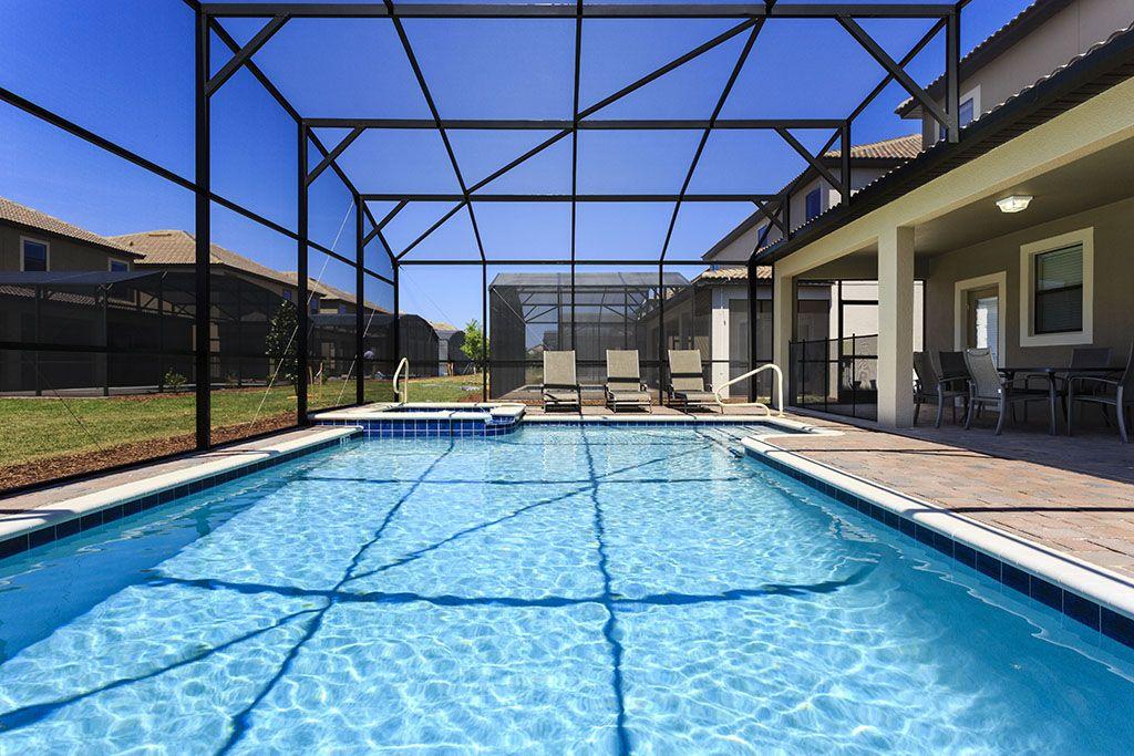 Championsgate 20 8 Bedroom Villa In Championsgate Top Villas Florida Villas Champions Gate Orlando Villa