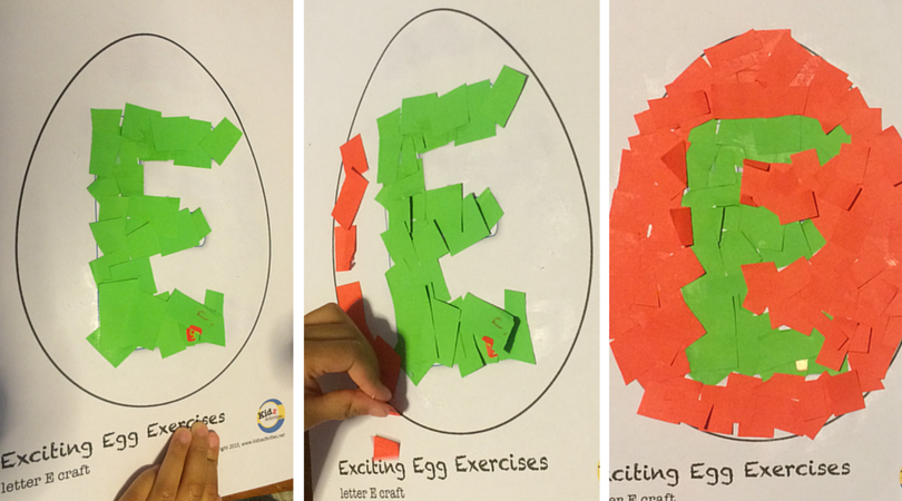 Letter E Crafts For Preschool With Free Printable Pre School Ideas