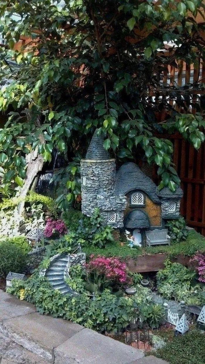 91 Awesome Fairy Garden Miniatures Project Ideas Gardenideas