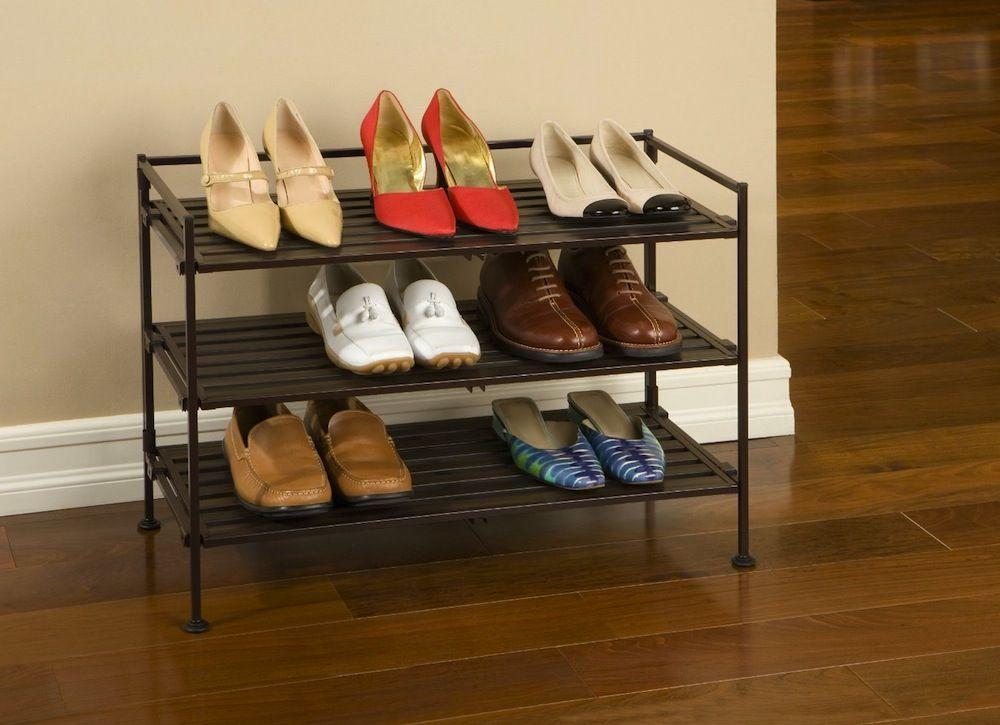 Bob Vila S 10 Must Do February Projects Shoe Rack Organization