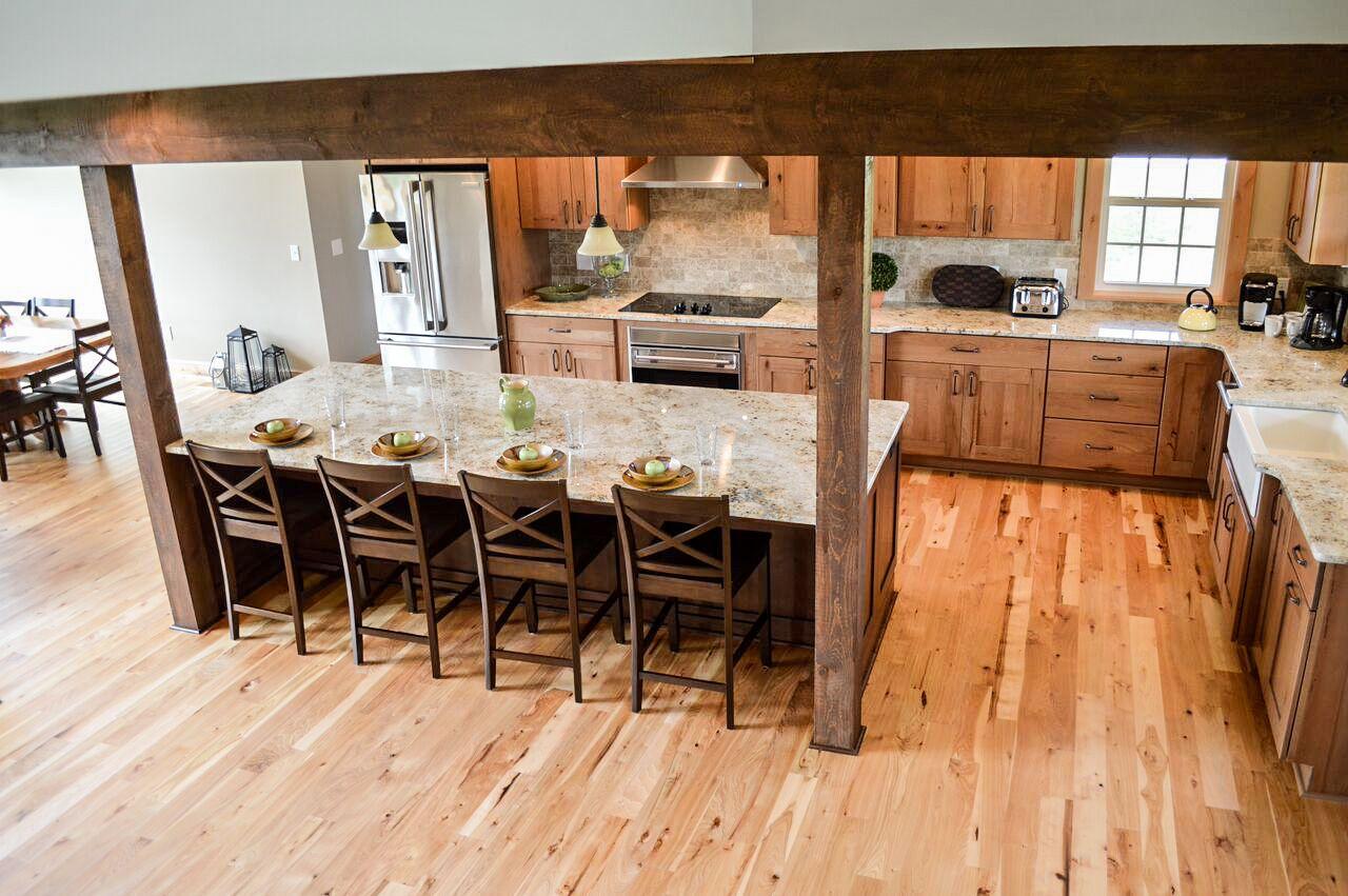 modern farmhouse kitchen with plenty of granite counter space rustic kitchen modern farmhouse on farmhouse kitchen granite countertops id=24169