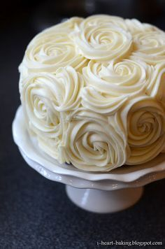 So pretty you wouldn't want to cut into it!
