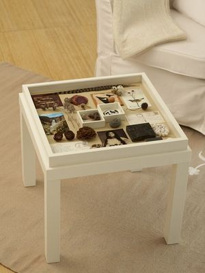 Make Your Own Memory Box Tabletop With