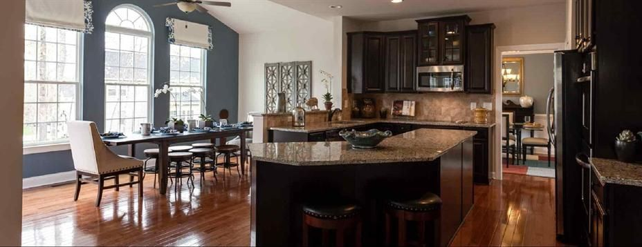 Buy New Construction Homes For Sale Ryan Homes Ryan Homes Morning Room Home