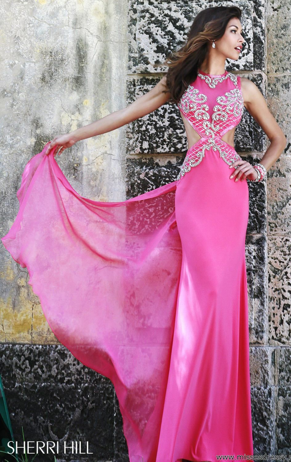 Sherri Hill 11158 Dress - MissesDressy.com | SHERRI HILL / Fall 2014 ...