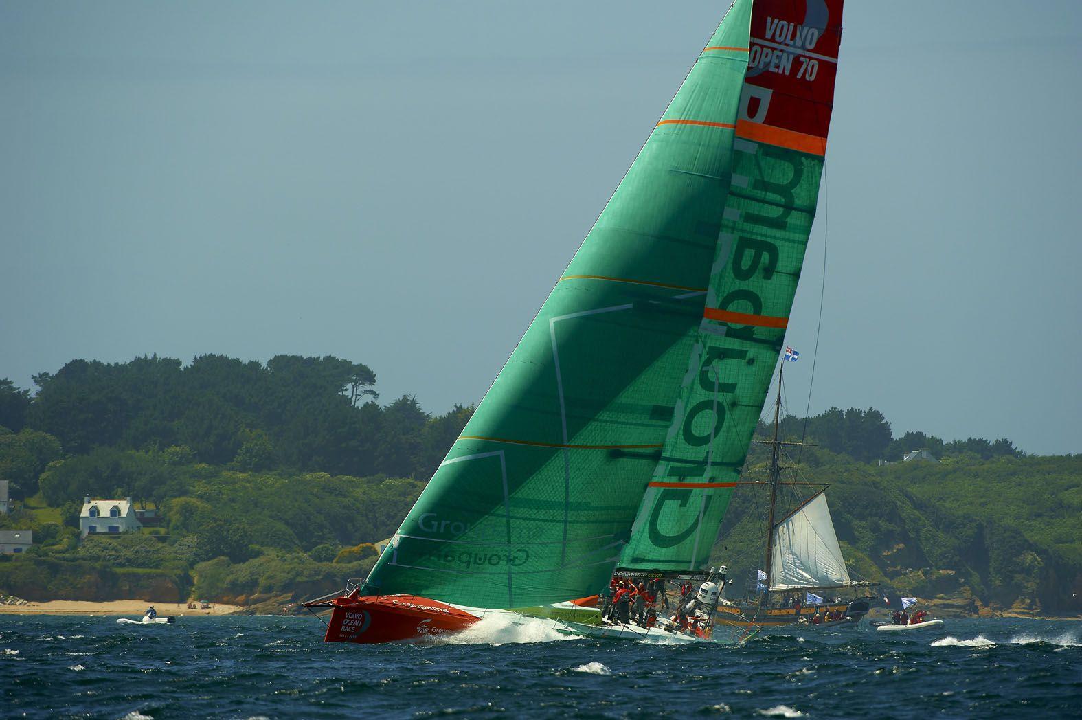 ProAm in Lorient / Credits Yvan Zedda