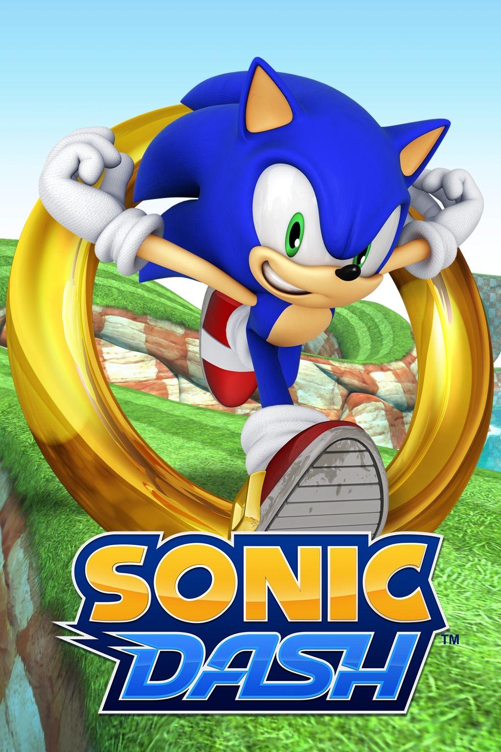 App: Sonic Dash. Creadores: Sega