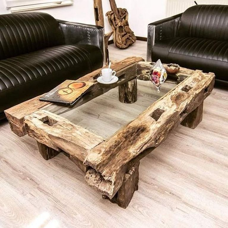 20 Coffee Table Ideas With Unique And Quiet Design Coffee Table