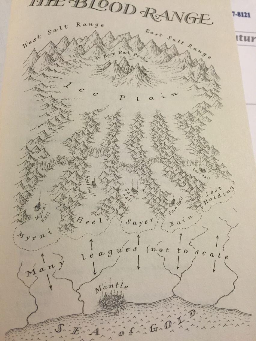 Malazan Book Of The Fallen Map : malazan, fallen, Malazan, Books, Fallen