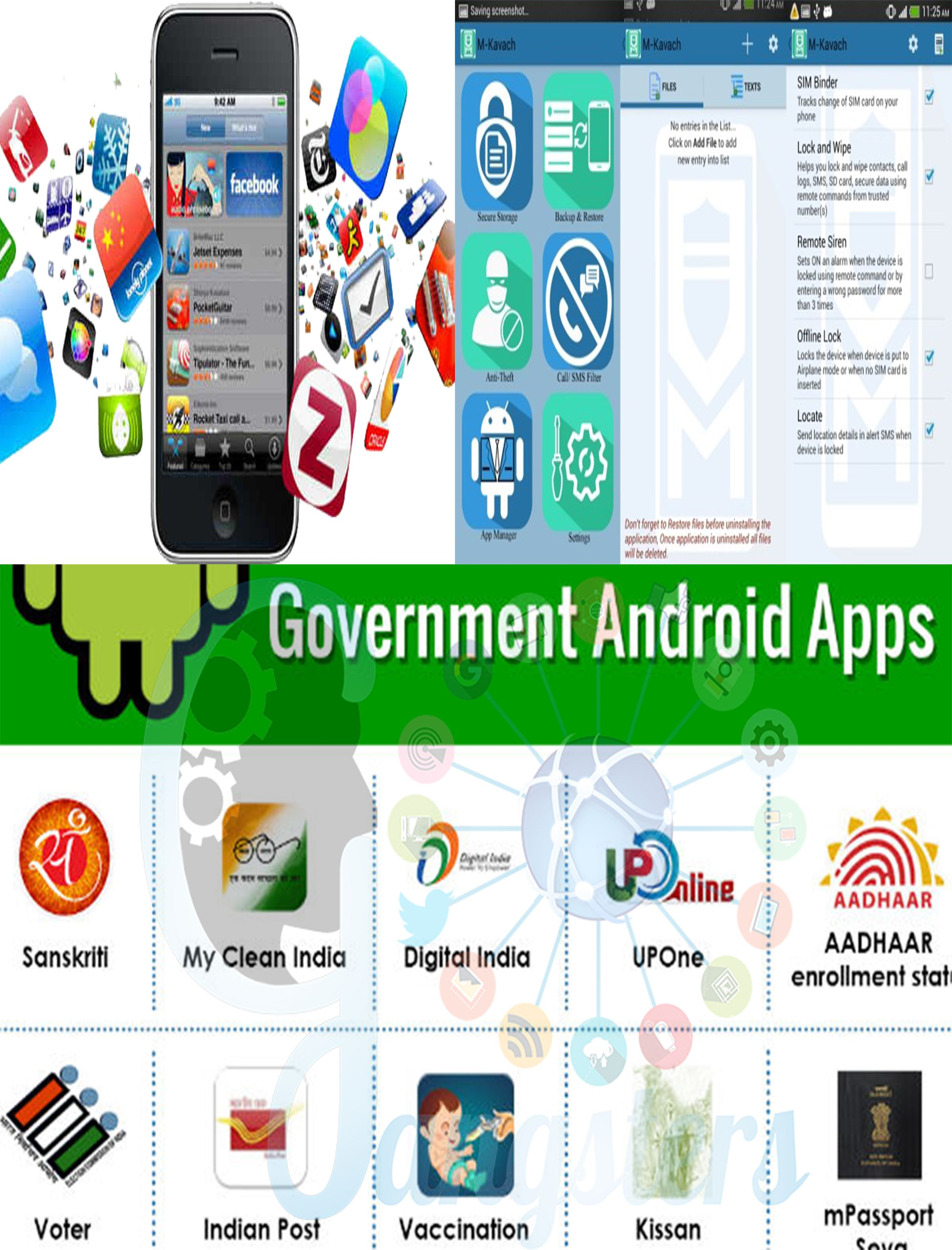 GovernmentApps DigitalIndia The government of Indi