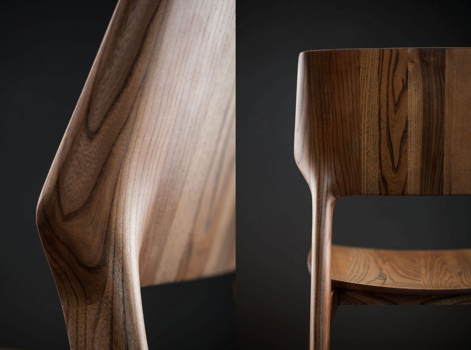Discover all the information about the product Contemporary chair   elm    cherrywood   maple FIN by Michael Schneider   Artisan Solid Wood Furniture  and. Contemporary chair   solid wood   in wood   FIN by Michael