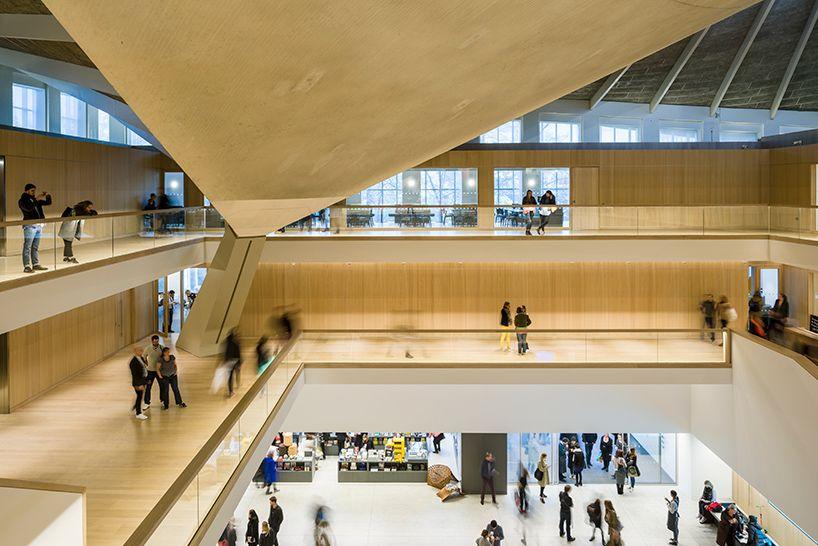 a first look inside london s design museum museums john pawson