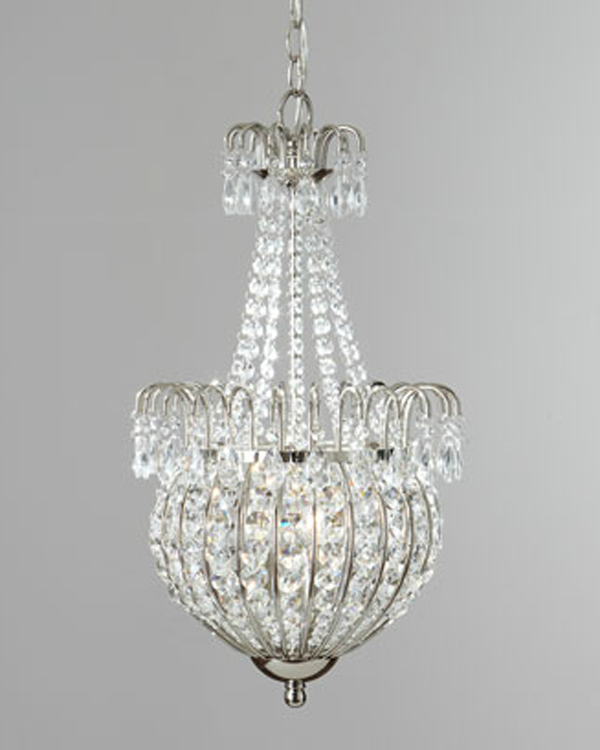 Classic Romantic Look The Teardrop Shape Is Made With Two Levels - Chandelier crystals teardrop