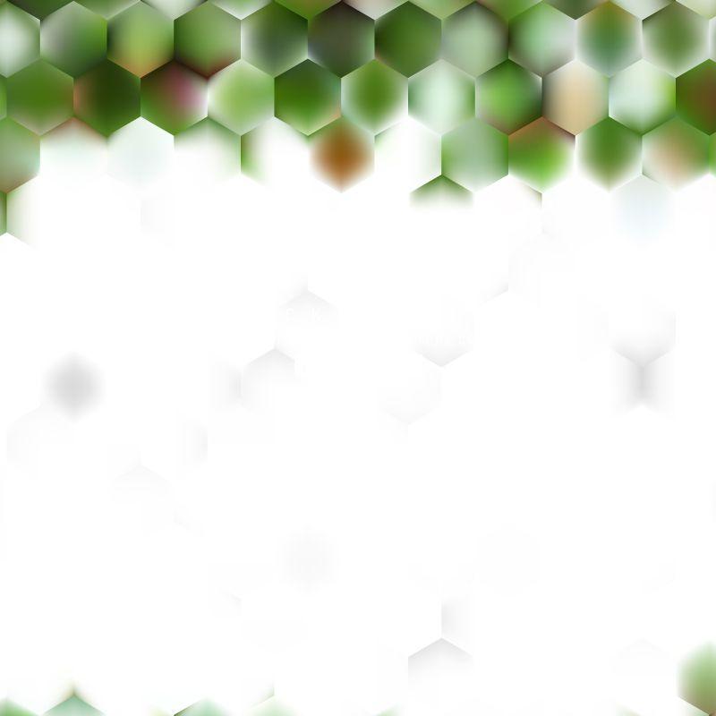 Abstract white green hexagon background template background abstract white green hexagon background template maxwellsz