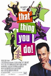 Released in 1996, Tom Hank's perfect portrayal of a one-hit-wonder band in an early sixties small town, Erie, PA. In addition to being a fun movie with catchy tunes, it really nails the look and sound of the era as seen through the lens of small town Pennsylvania.