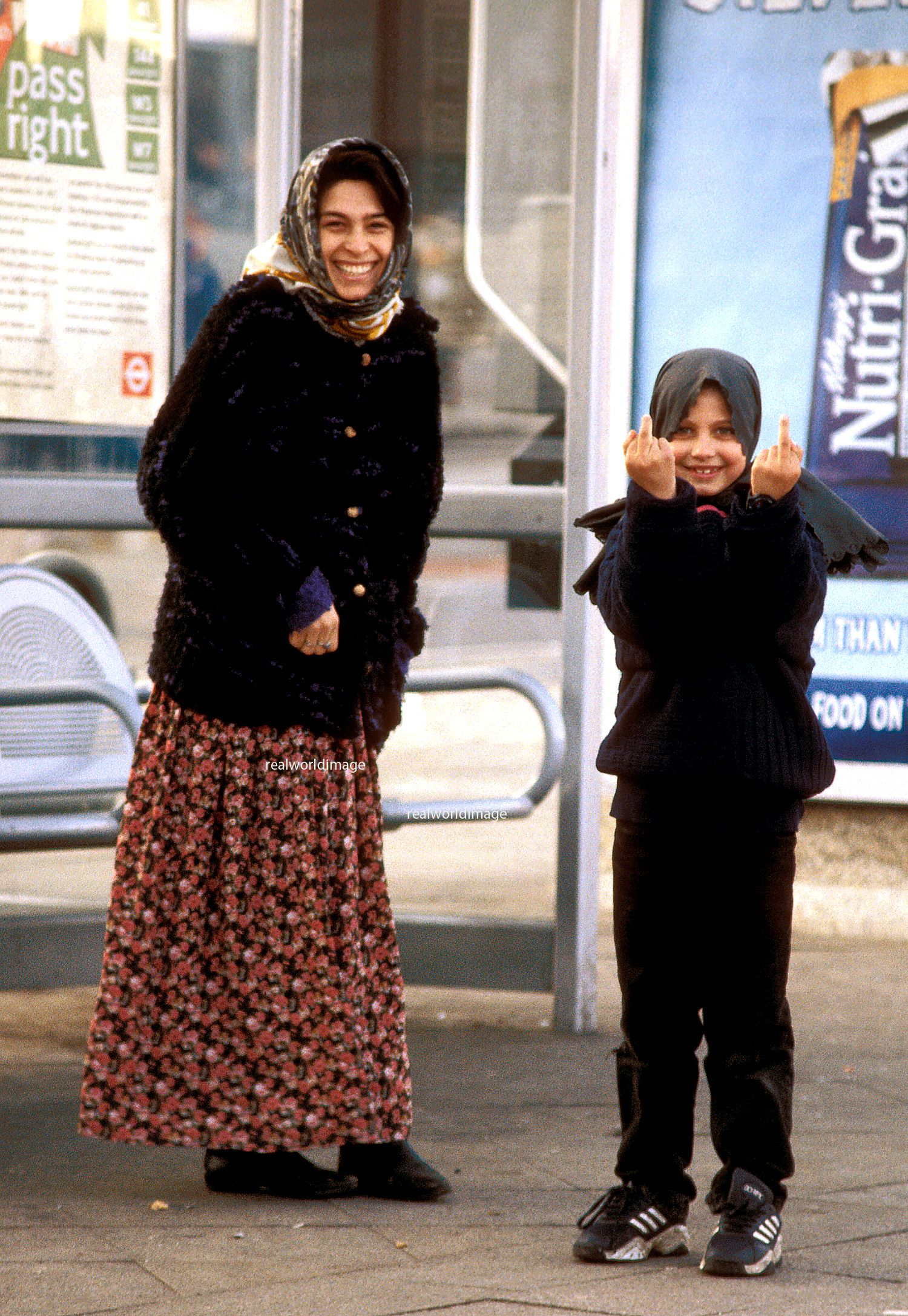 Met some Romanian gypsies when I lived in Wood Green, North