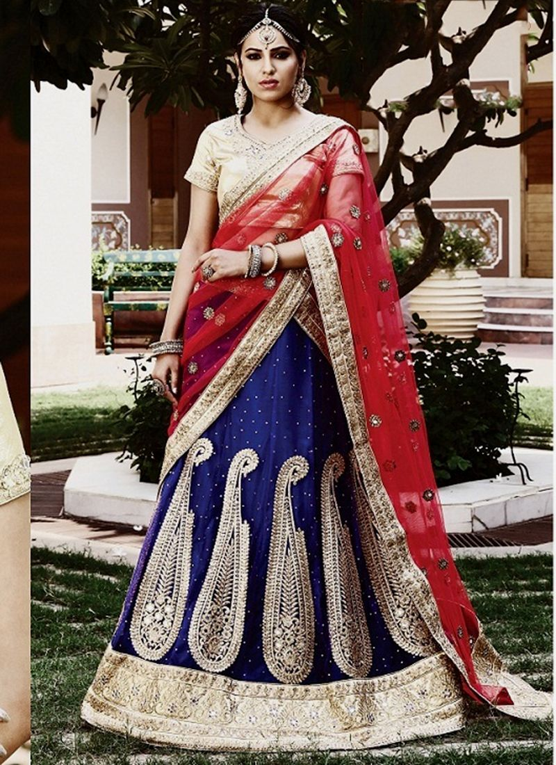 Get here the latest and exclusive collection of lehenga choli buy