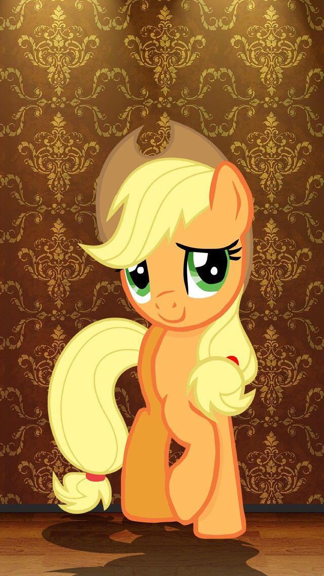 Mlp Wallpaper Applejack My Little Pony Wallpaper My Little Pony Drawing Applejack