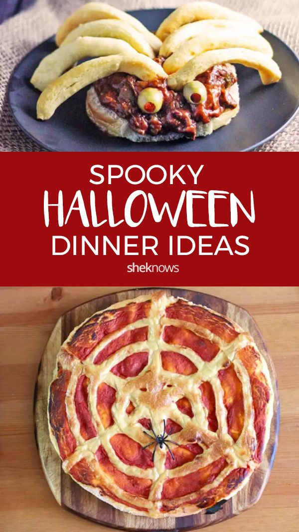 20 creepy halloween dinners thatll give trick or treaters a 20 creepy halloween dinners thatll give trick or treaters a little sustenance halloween dinner ideas forumfinder Choice Image