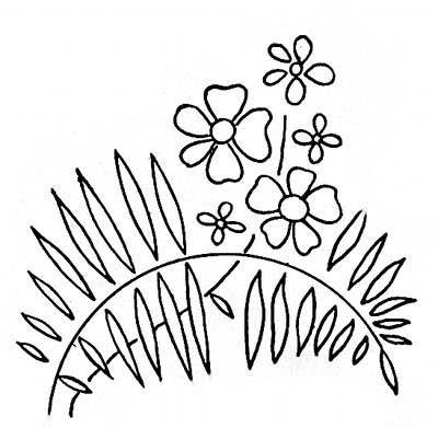 Free Vintage Embroidery Patterns Pintangle Stitching