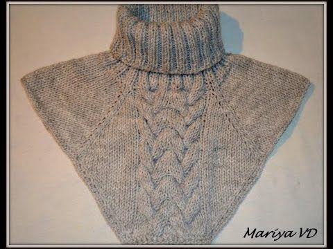Модное вязание спицами : фото, тенденции 26