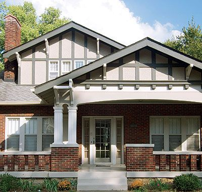 Roofing And Siding Ideas Bungalow Met And Craft