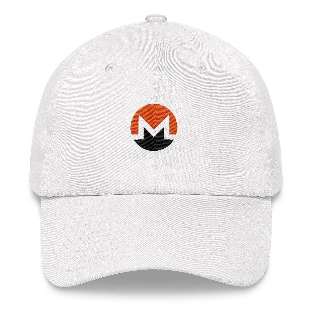 23c1ec7caa9 Monero Hat - Classic Ball Cap  BitcoinCash  Bitcoin  Dash  Litecoin   CryptoCurrency  Ripple  Crypto  Currency  Ethereum