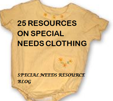 clothing resources for children and adults with sensory