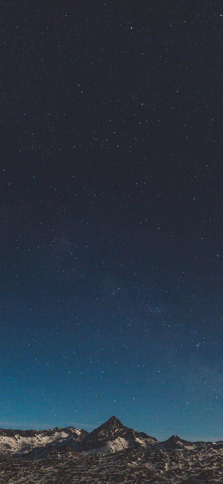 Mountain (iPhone X)