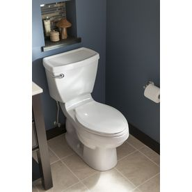 110945 American Standard Champion 4 Laundry Room Bathroom Toilet Lowes Home Improvements