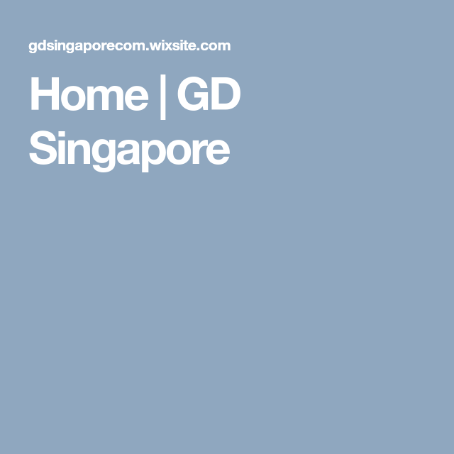 GDSingapore is leading online sports betting site, where you'll find the best online gaming products, including Sport betting singapore, Online Casino, slot game, Live bet soccer, Online Poker and a range of world-class online bookmakers.