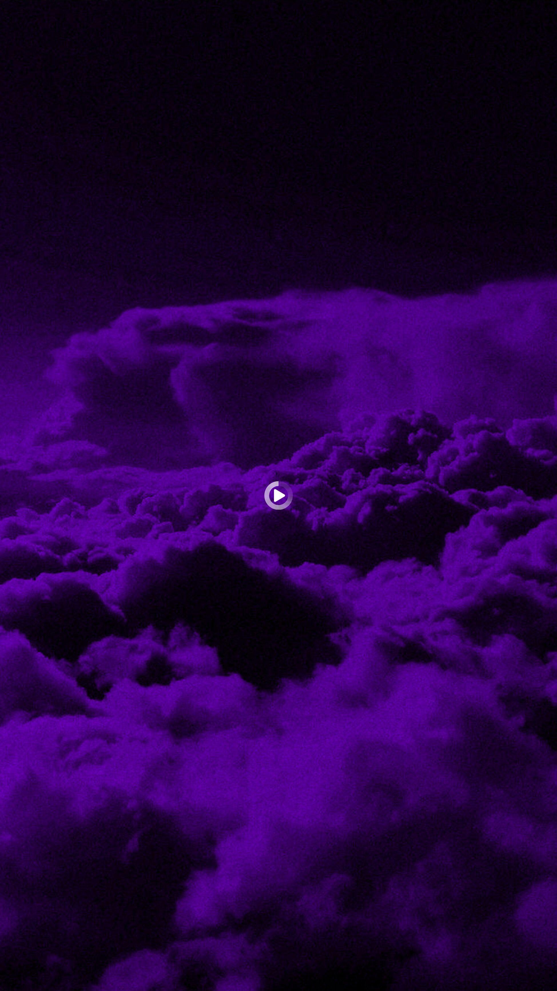 Purple Sky Purple Aesthetic Purple Aesthetic Background Dark Purple Aesthetic Dark iphone purple aesthetic wallpaper