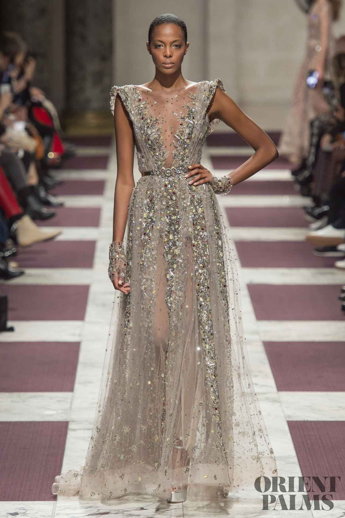 Ziad Nakad Frühjahr/Sommer 17 - Couture  Couture kleider