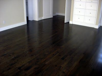 Going With Ebony Floors But Im Scared Too Dark Flooring