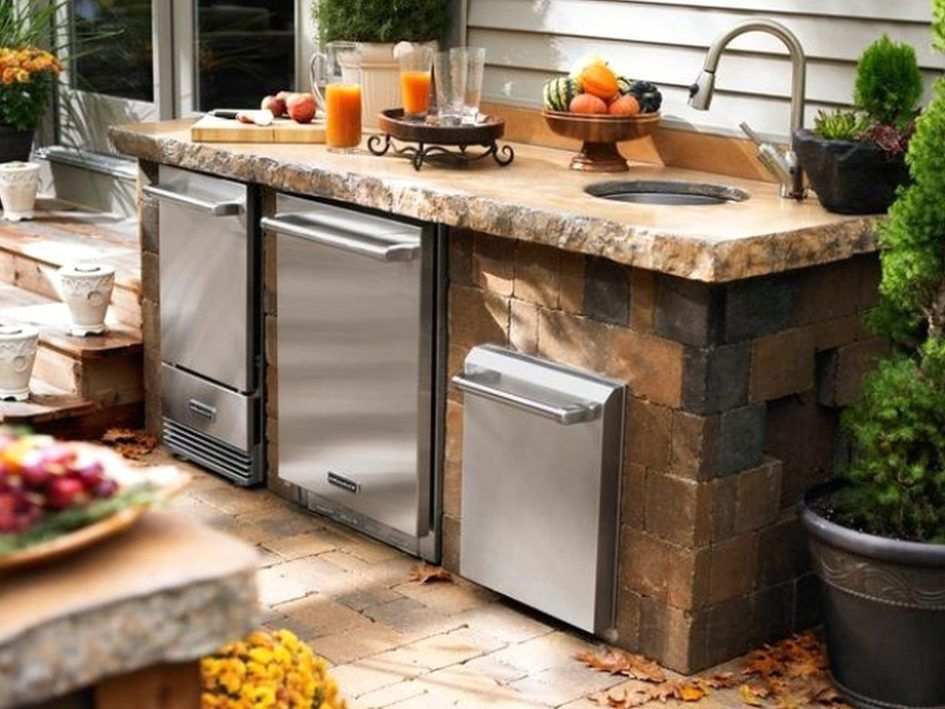 Patio Outdoor Affordable Outdoor Kitchens Fresh Kitchen Grill Island With Sink Bbq Station Backya Small Outdoor Kitchens Outdoor Kitchen Sink Outdoor Kitchen
