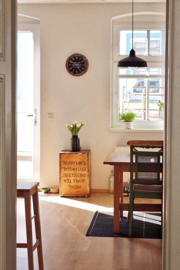 Das Fenster zum Hof - homeoffice einrichtung ideen interieur