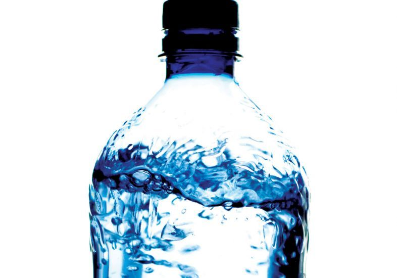 Água boa se vê no rótulo