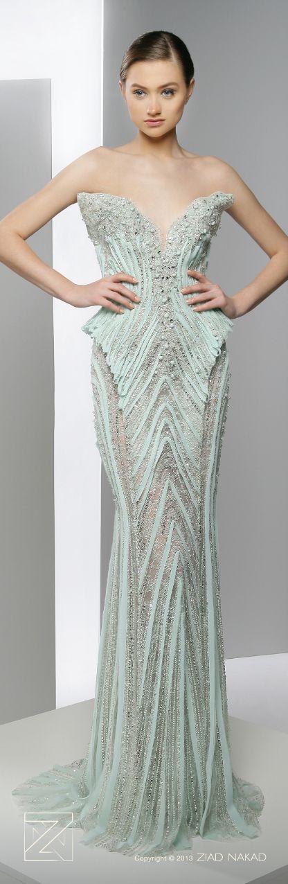 Ziad Nakad Haute Couture Summer 2013