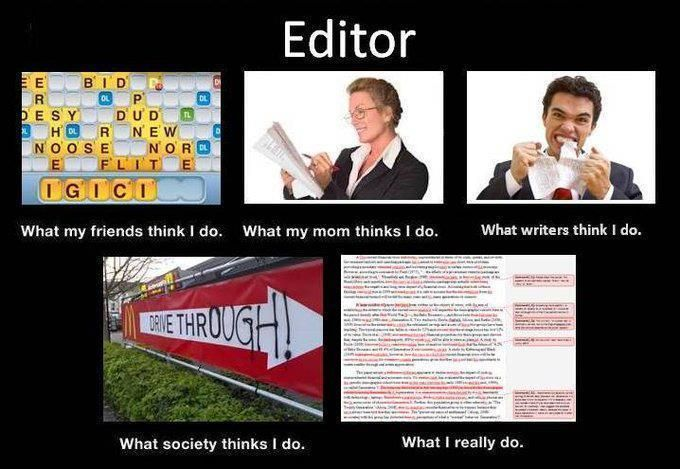 8ed6e44072af868e8504eda95d0b2c02 editor meme writers write creative blog smile if you are a