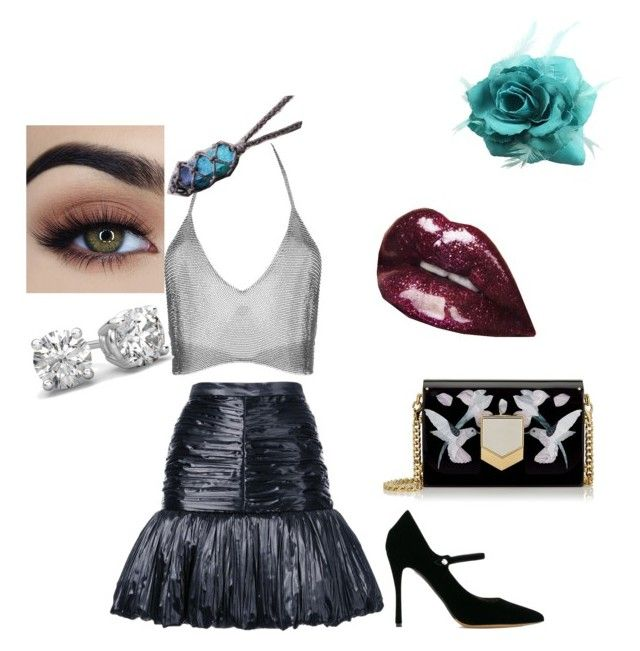 birthday party outfit by emmamaciaszek on Polyvore featuring