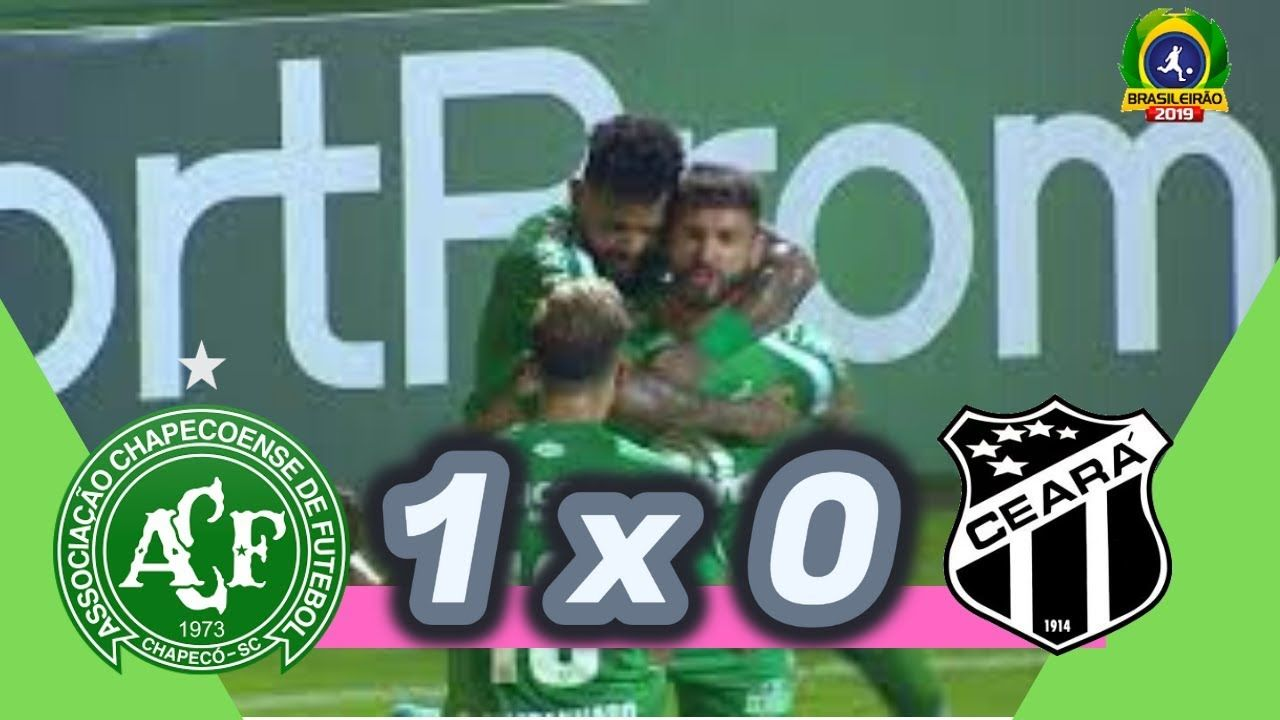 Chapecoense 1 x 0 Ceará 33ª rodada Melhores Momentos