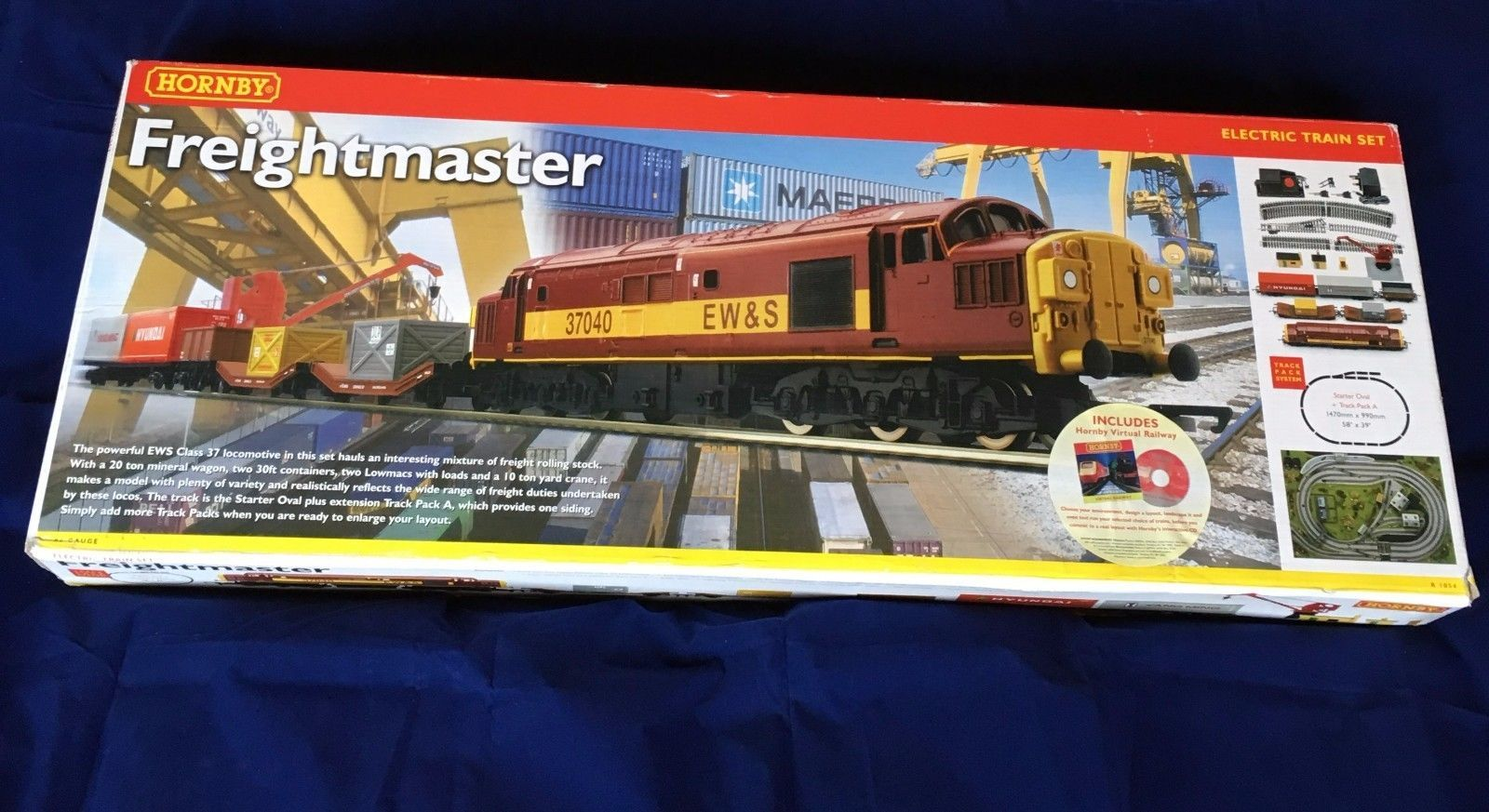 Pin by Patrick Curran on Hornby Trains | Electric train sets