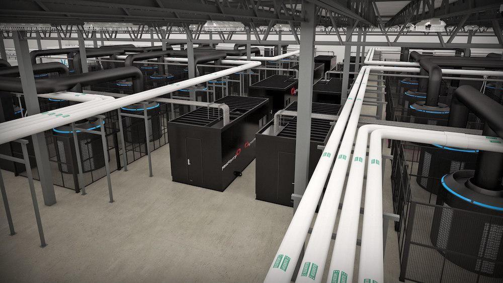 Vaporio Datacenter Data Center Innovation Management