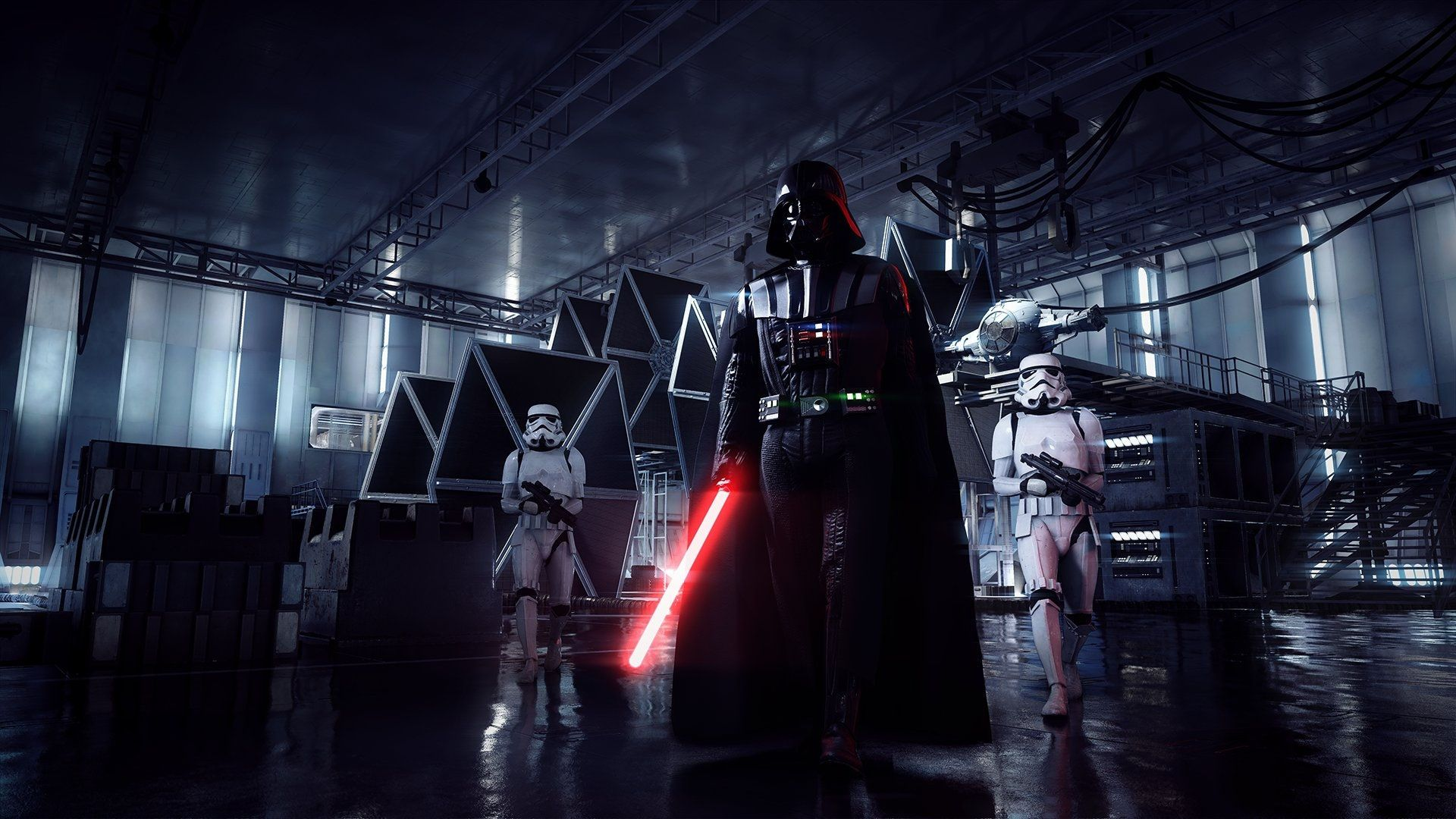 Star Wars Battlefront Ii Darth Vader Star Wars Wallpaper Battlefront Star Wars Canon