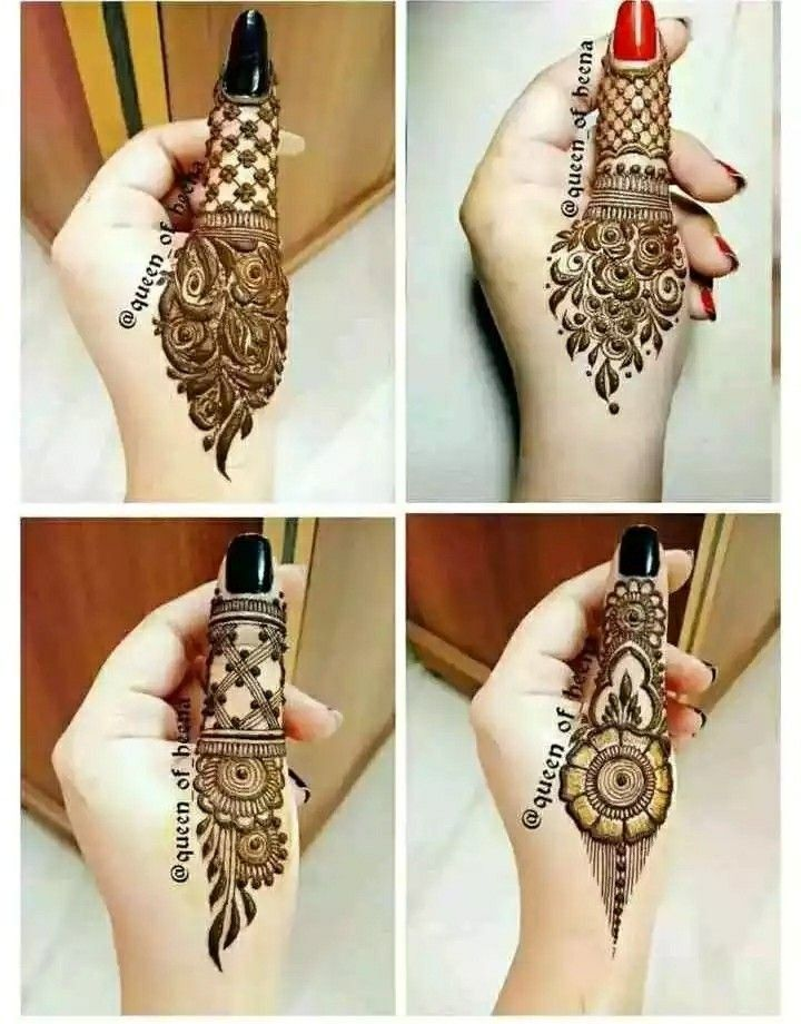 Pin by Kiran Iqbal on Henna designs