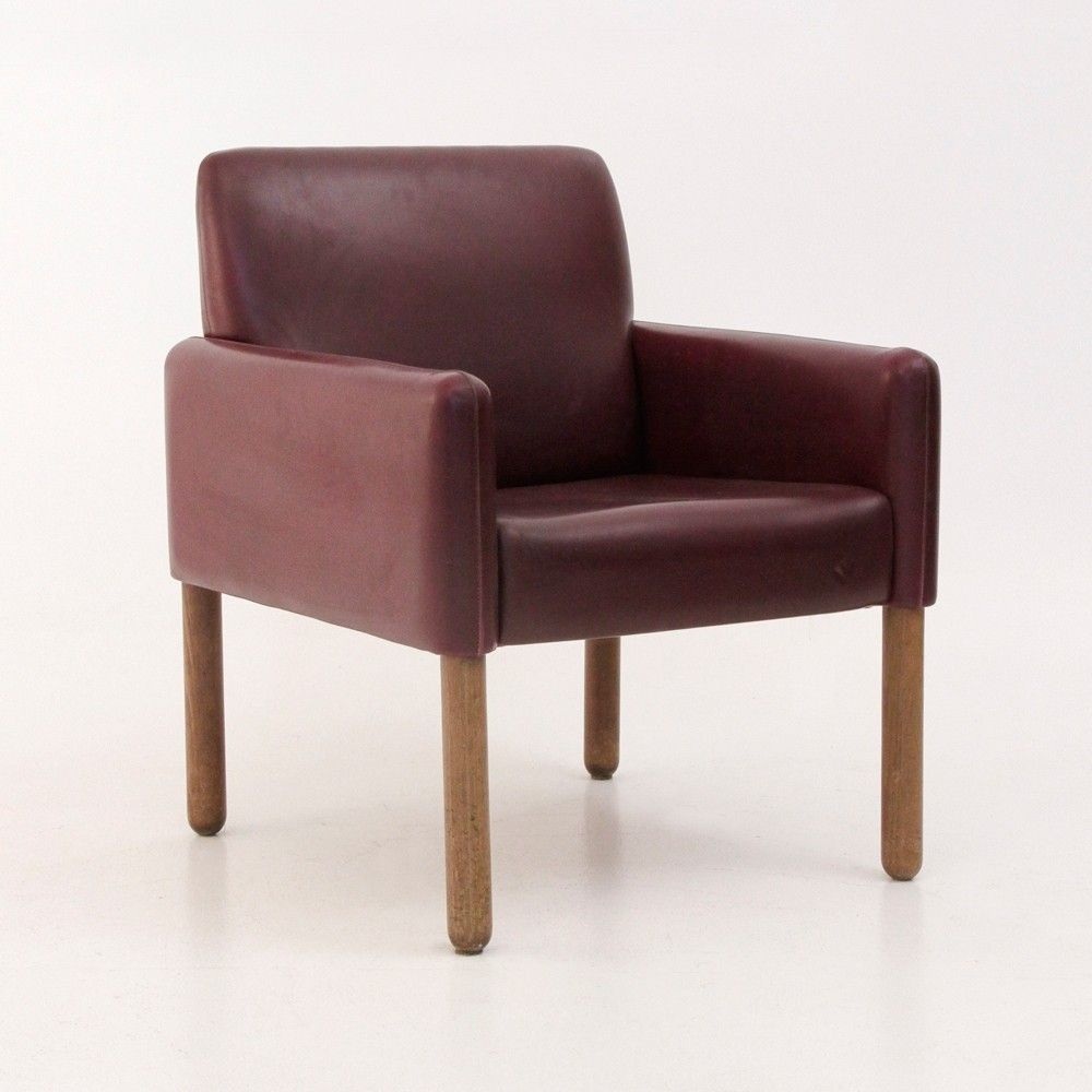 Mod. 896 arm chair from the sixties by Vico Magistretti for Cassina