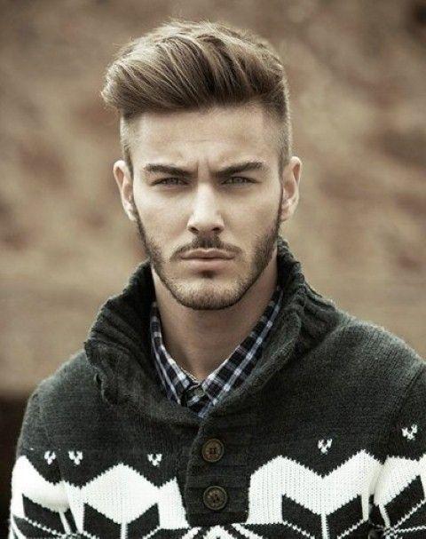 long hair short sides men | Back to Post: Mens Haircut ...