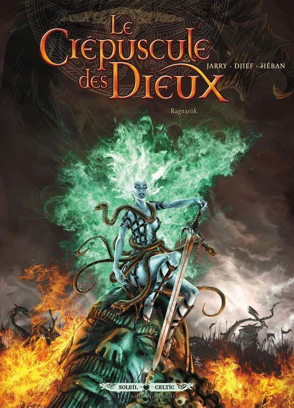 Le Crépuscule des Dieux,  dernière bd lue, passionnante du premier numéro au dernier paru !